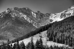Montañas Fotografía de archivo