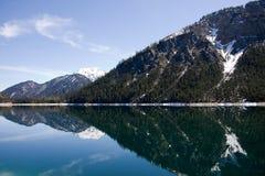 Montañas austríacas Foto de archivo