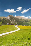 Montañas austríacas Imagenes de archivo