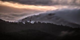 Montañas australianas Fotografía de archivo libre de regalías