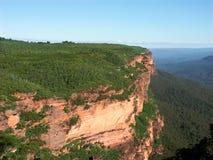 Montañas azules - Australia Imágenes de archivo libres de regalías