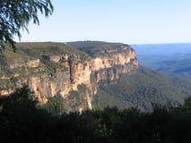 Montañas azules, Sydey Imagen de archivo libre de regalías