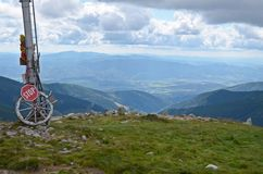 Montañas bajas de los tatras Fotos de archivo