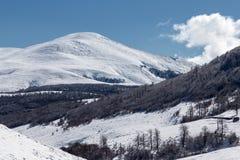 Montañas balcánicas Fotografía de archivo libre de regalías