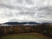 Montañas blancas fotografía de archivo libre de regalías