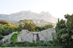 Montañas crimeas Foto de archivo