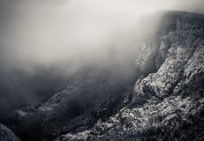 Montañas crimeas Imagenes de archivo