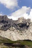 Montañas crimeas en verano foto de archivo