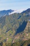 Montañas de Anaga Imagen de archivo libre de regalías