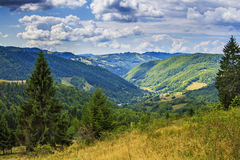 Montañas de Apuseni Imagenes de archivo