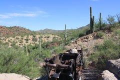 Montañas de Arizona Imágenes de archivo libres de regalías