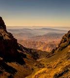 Montañas de atlas, Marruecos, África Imagen de archivo libre de regalías