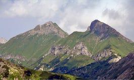 Montañas de Belianske Tatra, Eslovaquia, Europa Imagen de archivo libre de regalías