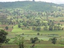Montañas de Boko Fotografía de archivo