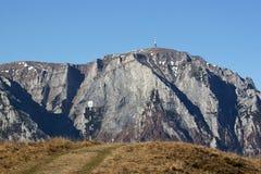 Montañas de Bucegi Imagen de archivo libre de regalías