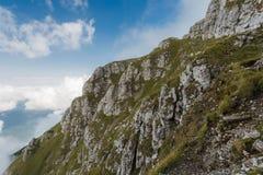 Montañas de Bucegi foto de archivo libre de regalías