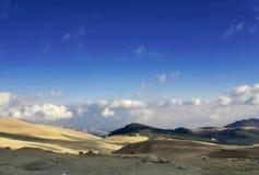 Montañas de Bucegi Fotos de archivo libres de regalías