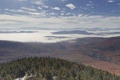 Montañas de Burke Fotos de archivo libres de regalías