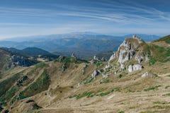 Montañas de Cheia Fotografía de archivo