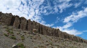 Montañas de Chilas Fotos de archivo