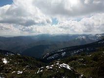 Montañas de Chriaa Foto de archivo