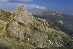 Montañas de Ciucas Imagenes de archivo