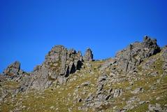 Montañas de Comeragh Fotos de archivo libres de regalías