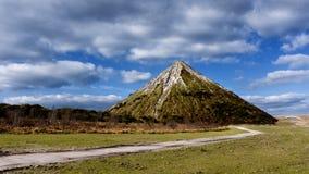 Montañas de Cornualles imagen de archivo