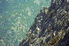 Montañas de Crete imagen de archivo