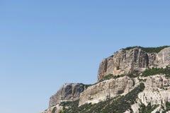 Montañas de Crimea Foto de archivo