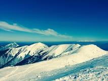 Montañas de Eslovaquia Imagen de archivo