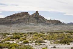 Montañas de Henry Imagen de archivo libre de regalías