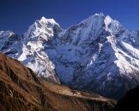 Montañas de Himalaya Fotografía de archivo