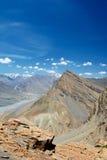 Montañas de Himalaya de la India fotografía de archivo