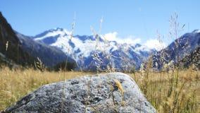 Montañas de la caza Fotos de archivo libres de regalías