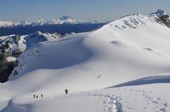 Montañas de la costa Imagenes de archivo