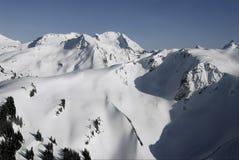 Montañas de la costa, Columbia Británica, Canadá Fotografía de archivo