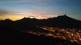 Montañas de La Meca Fotografía de archivo libre de regalías