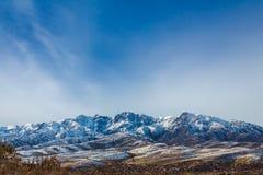 Montañas de la montaña Fotos de archivo libres de regalías