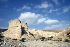 Montañas de la piedra caliza Fotografía de archivo libre de regalías