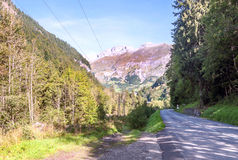 Montañas de las montan@as Fotografía de archivo