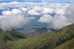 Montañas de Livingstone Fotos de archivo libres de regalías