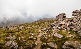 Montañas de Mourne Foto de archivo libre de regalías