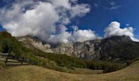 Montañas de Picos de Europa Imágenes de archivo libres de regalías