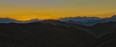 Montañas de Picos de Europa Imagen de archivo