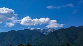 Montañas de Pirin Fotos de archivo libres de regalías
