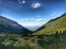 Montañas de Pirin, Bulgaria imágenes de archivo libres de regalías