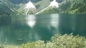 Montañas de Polonia foto de archivo libre de regalías