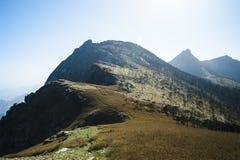 Montañas de Qinling Fotos de archivo libres de regalías