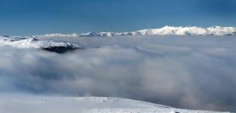Montañas de Retezat Fotografía de archivo libre de regalías